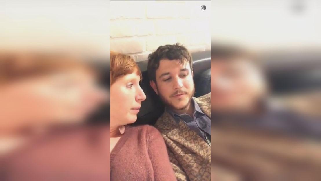 Koppen: Snapchat (c) VRT