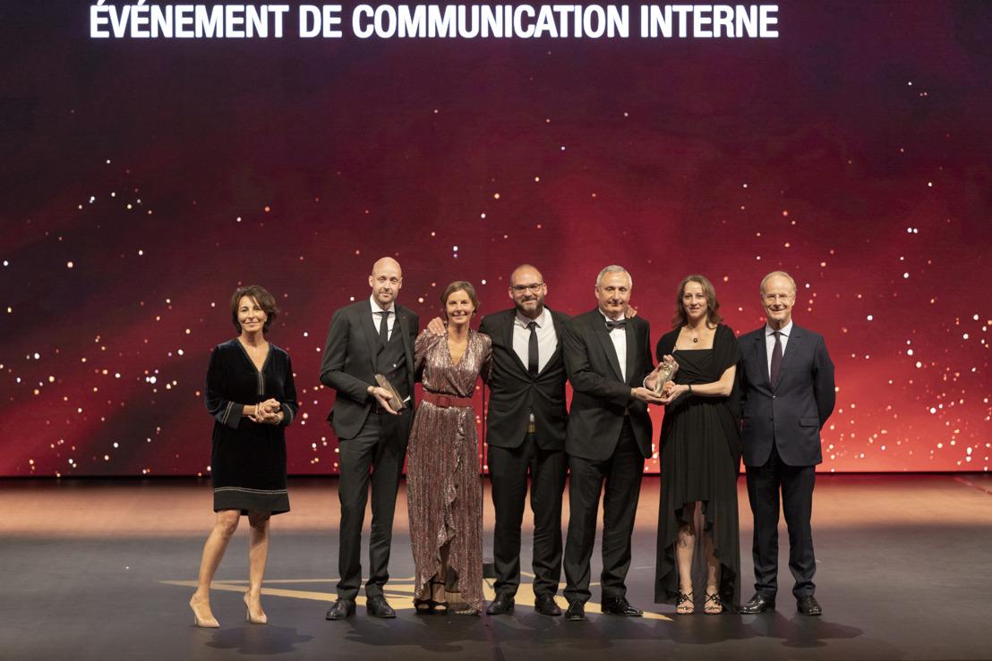 VO Event valt voor de tweede keer in de prijzen voor het event voor 15 jaar Alter Domus tijdens de Heavent Awards 2019