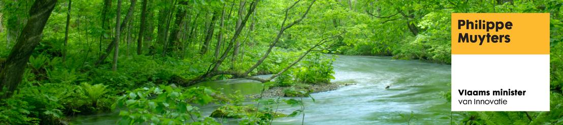 Internet of Water beschermt Vlaanderen tegen waterrisico's