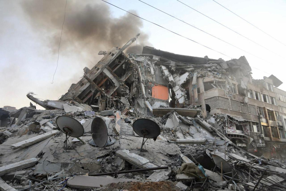MSF afirma que los intensos bombardeos israelíes llevan a Gaza al borde de la catástrofe