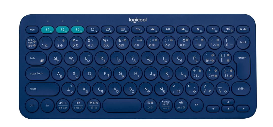 Teclado Multi dispositivo Logitech® K380