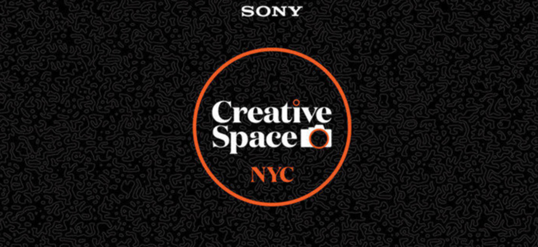 You're Invited - Sony Creative Space, During Photo Plus Expo