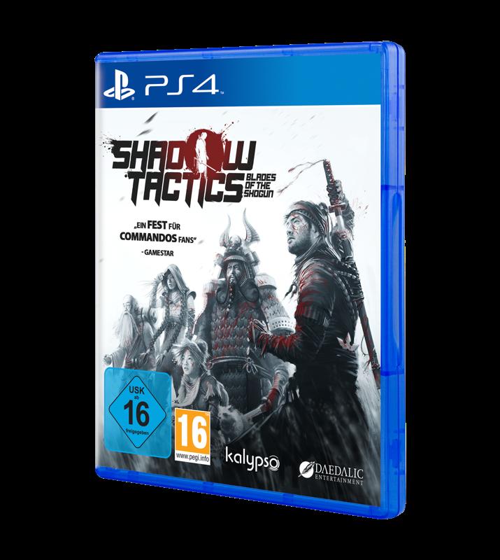 PS4 Packshot