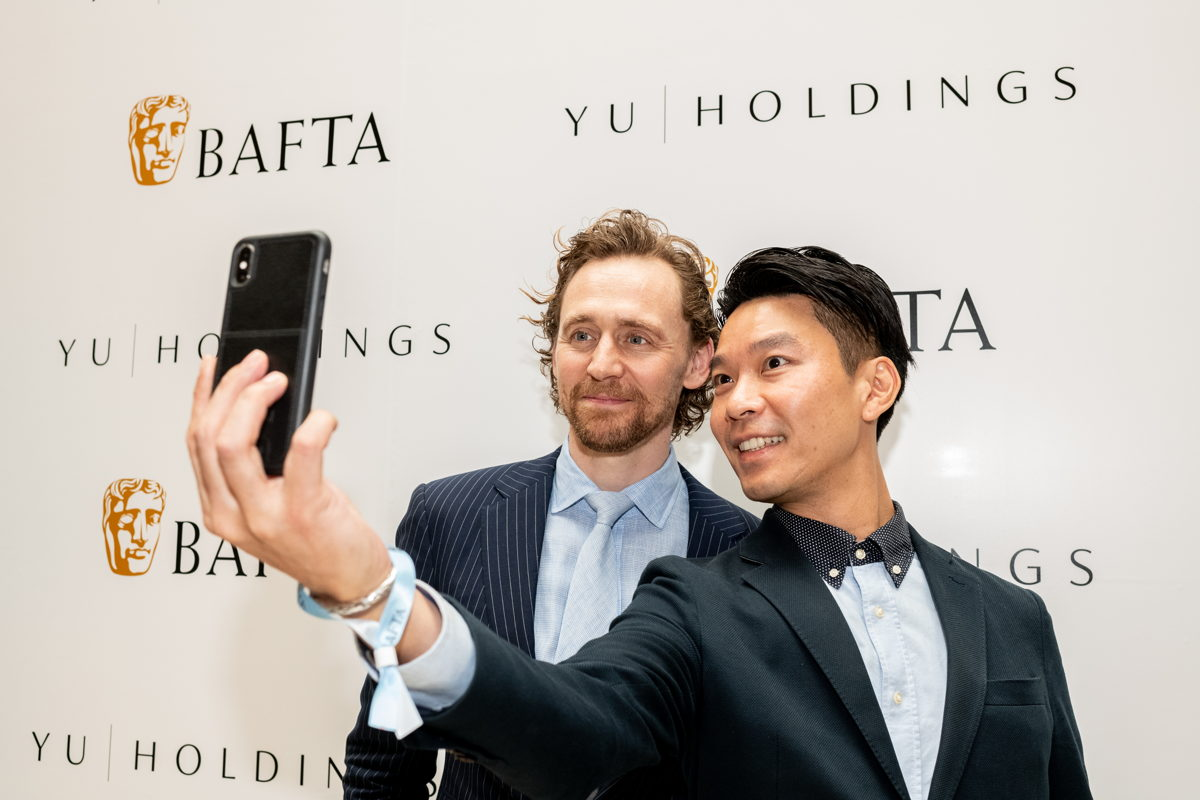 'BAFTA Breakthrough China' en The Peninsula Shanghai. Foto cortesía de BAFTA Grainne Quinlan