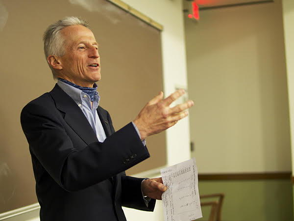 Dr. Riccardo Illy, Presidente Domori