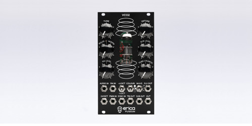 Erica Synths Unveils FUSION VCO V2 Eurorack Module