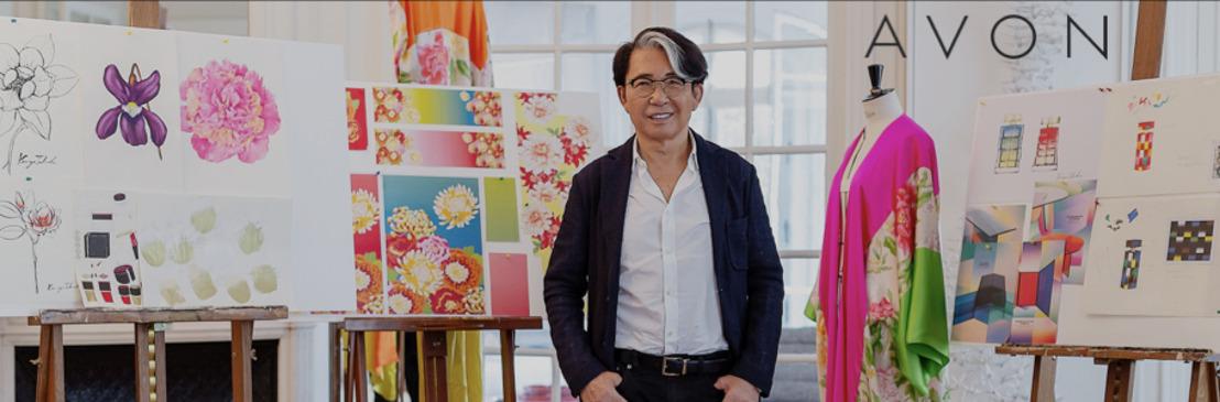 Avon Y Kenzo Takada Lanzan La Irresistible Esencia De La Positividad