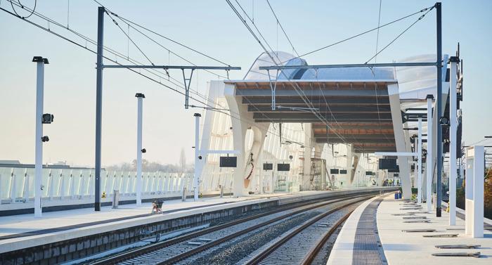 Infrabel en NMBS voltooien laatste werken voor Spoorbypass in Mechelen