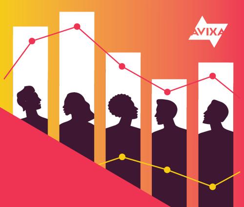 Una investigación de AVIXA muestra que la industria AV ofrece sueldos saludables y que la certificación incrementa ingresos