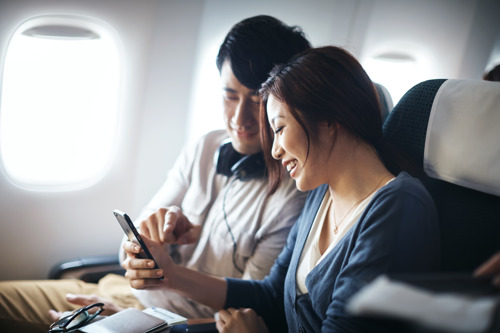 Cathay Pacific Group to roll out inflight Wi-Fi across its wide-body fleet from mid-2018
