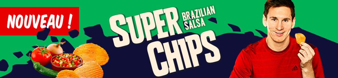 Nouveau ! Lay's SuperChips 'Brazilian Salsa'