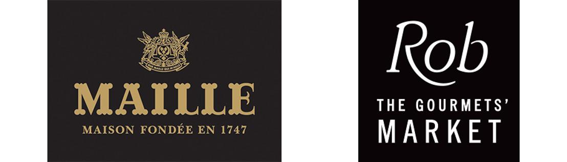 La maison Maille s'installe chez Rob à Bruxelles et propose une moutarde d'exception fraîchement servie à la pompe