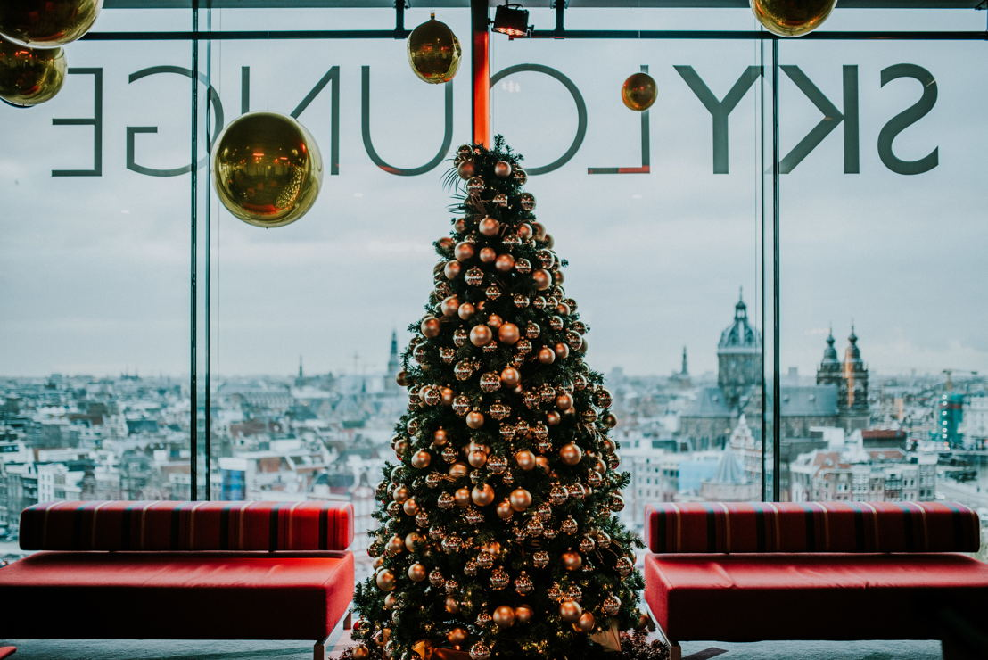 SkyLounge, DoubleTree by Hilton Amsterdam Centraal Station