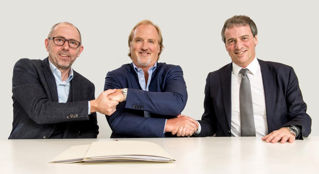 Nethys en Telenet sluiten een belangrijk partnerschap omtrent VOOmobile