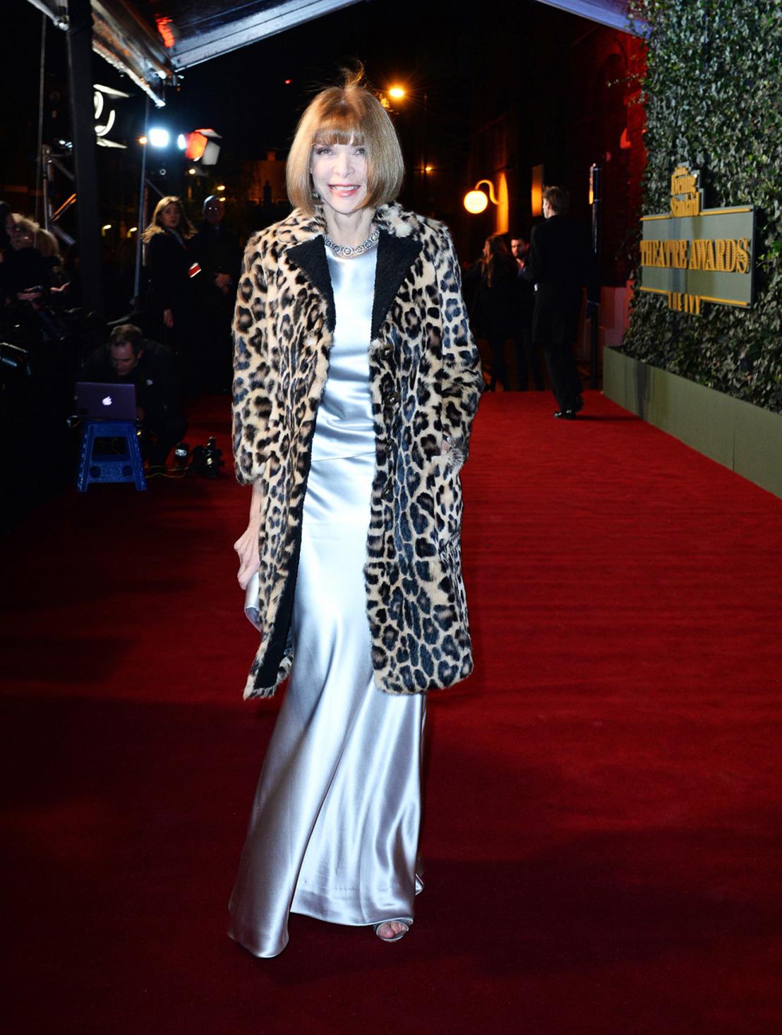 Burberry presente en los Evening Standard Theatre Awards
