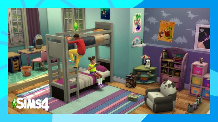 Les Sims 4 ajoutent les lits superposés tant demandés dans une mise à jour gratuite du jeu de base