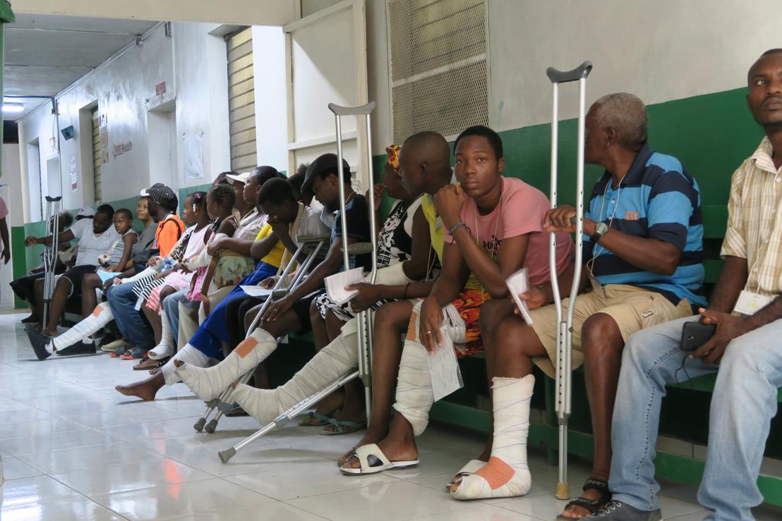 Eskalation der Gesundheitskrise in Haiti: Ärzte ohne Grenzen eröffnet Spital für Schwerverletzte