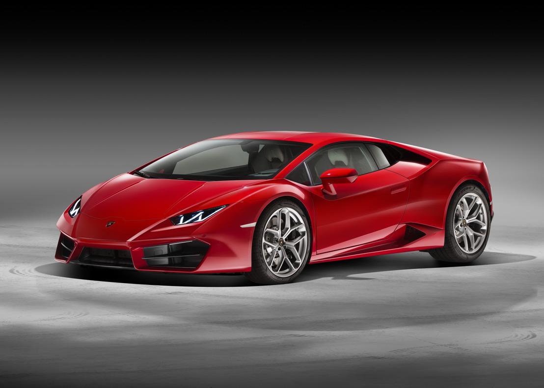 La Lamborghini Huracán LP 580-2 à propulsion : la quintessence du plaisir de conduite
