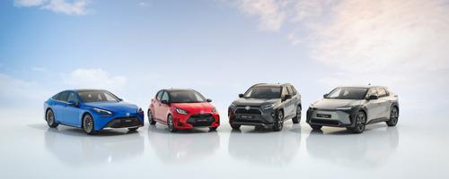 Toyota publie ses résultats financiers et réaffirme son engagement envers la neutralité carbone
