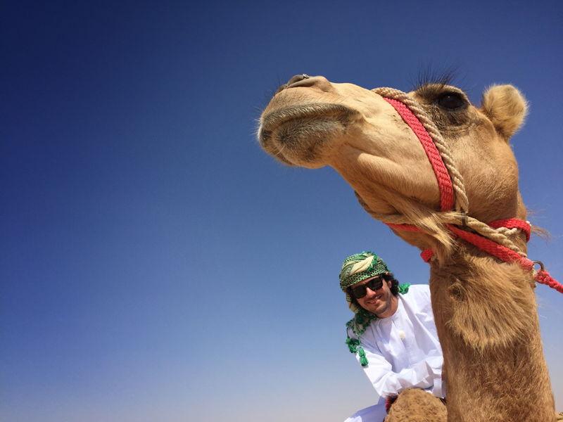 Aflevering 5 : de kameel- uithoudingsvermogen
