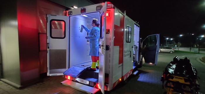 INEOS steunt het Rode Kruis in de strijd tegen COVID-19