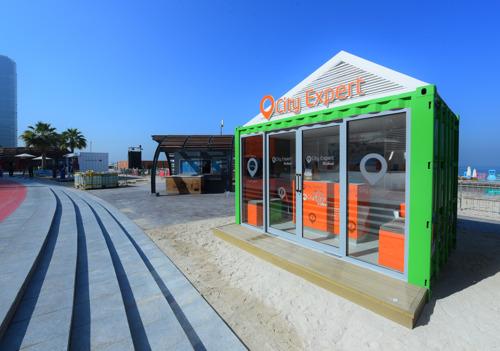 dnata Travel opens first City Expert kiosk in Dubai