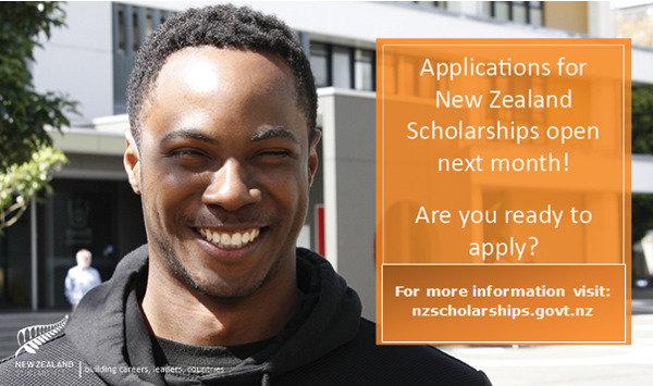 Preview: New Zealand Scholarships for Caribbean Citizens! Apply from 1st Feb 2020!