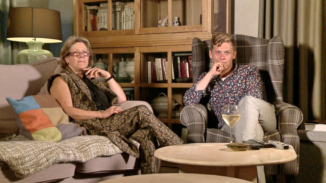 Martine en Thomas<br/>Hallo televisie! (c) VRT