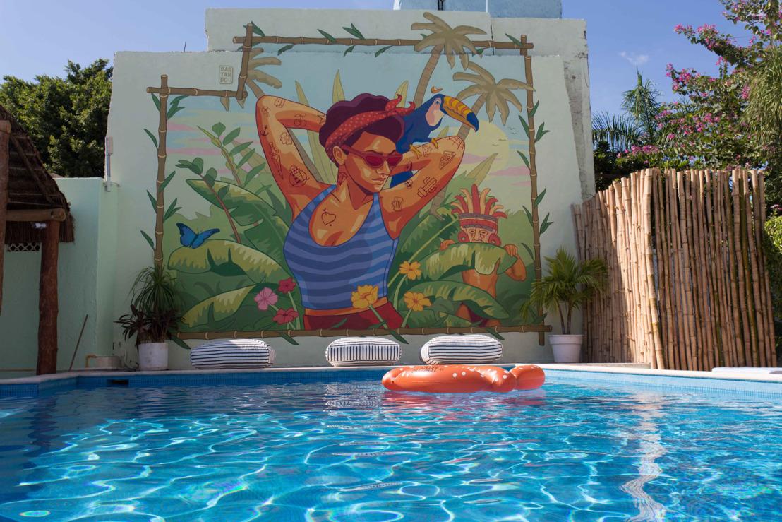 El Caribe mexicano tiene nuevas opciones para hospedarse y trabajar de una manera realmente diferente