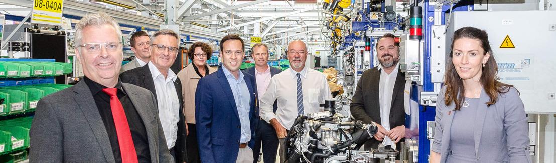 FDP-Spitzenpolitiker zu Besuch bei Hatz