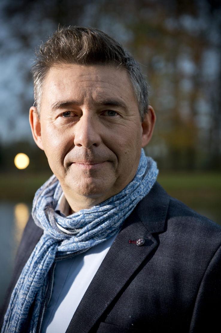 Rudi Vranckx - (c) VRT Lies Willaert