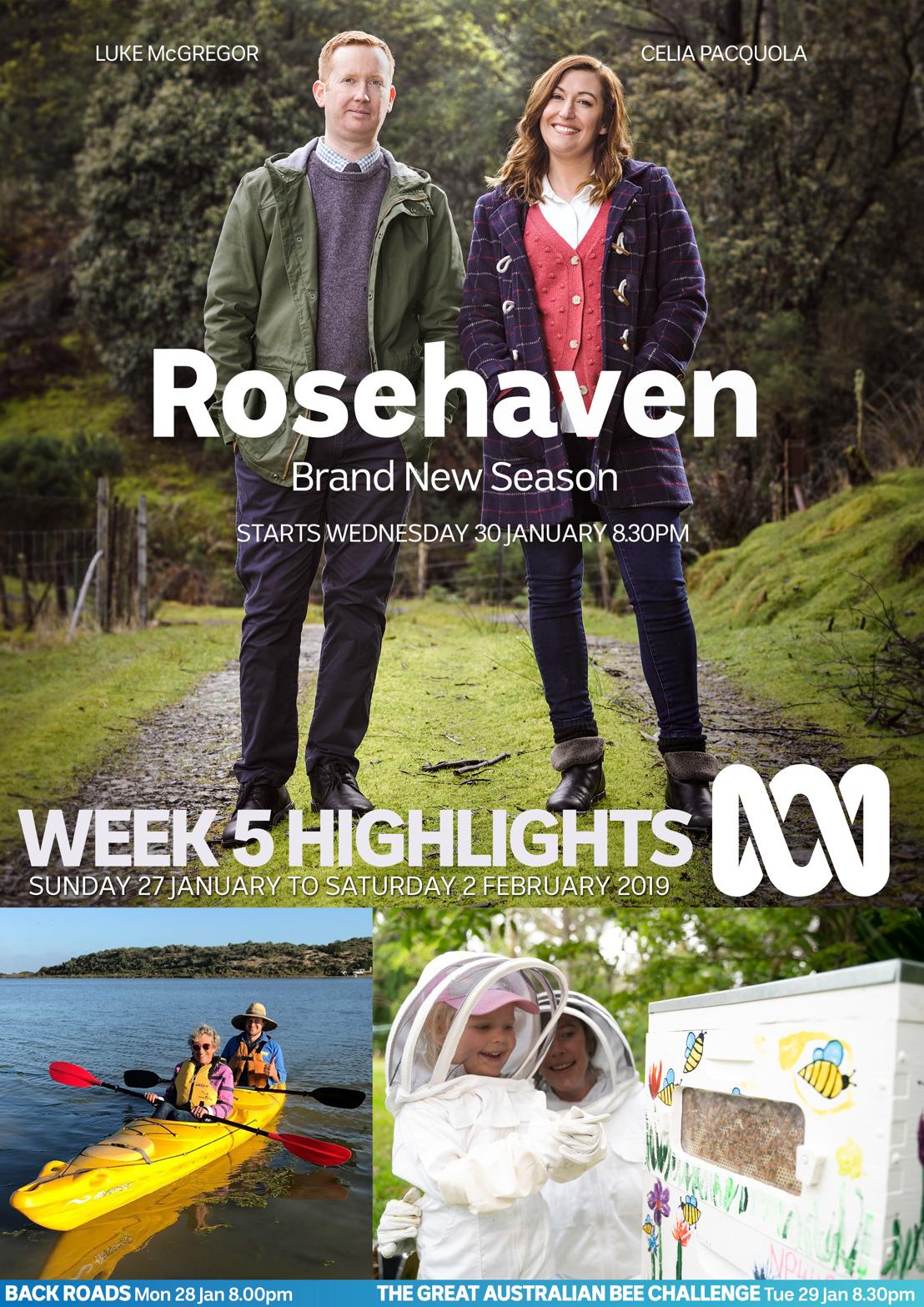 ABC TV Program Highlights - Week 5