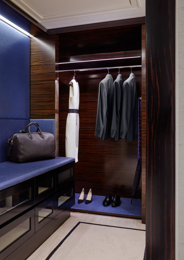 Dressing Area The Peninsula Chicago