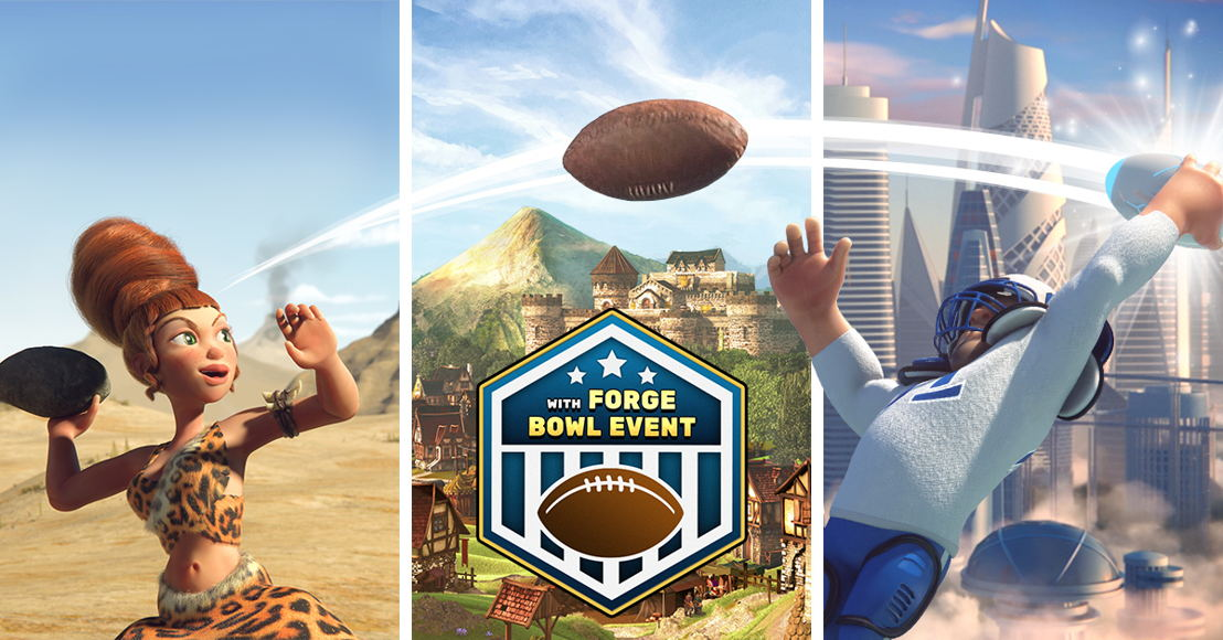 Forge Bowl Event Ages