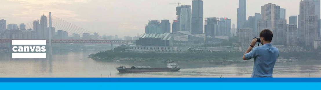Nieuw op Canvas : Langs de oevers van de Yangtze