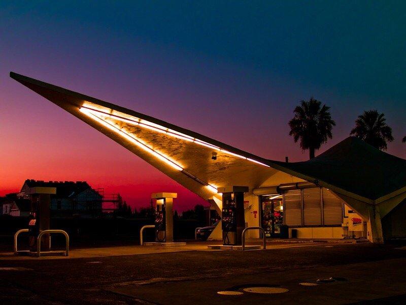 Orbit Gas station Orange Vale - Source image: Yelp