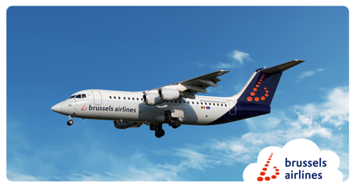 Brussels Airlines bids farewell to the AVRO