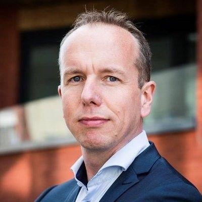 Pascal Borremans, EU Salesforce Practice Lead bij Wipro Limited