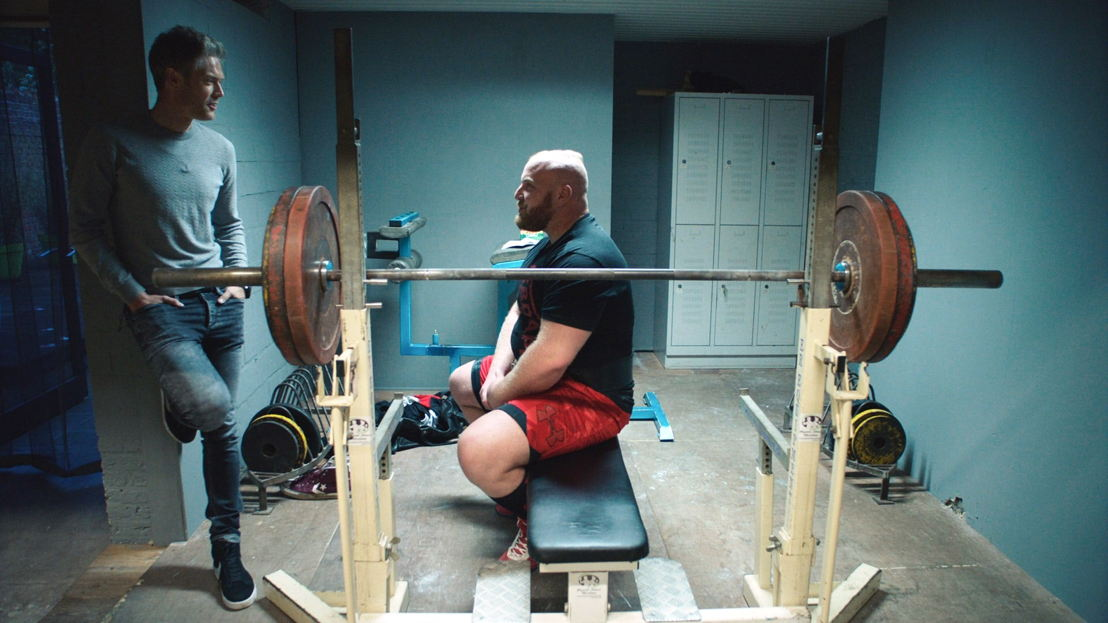 Gewichtheffen: Maarten en Steve Ringoot - (c) De Mensen
