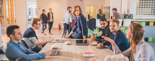 Erasmushogeschool Brussel helpt kmo's innoveren uit de crisis
