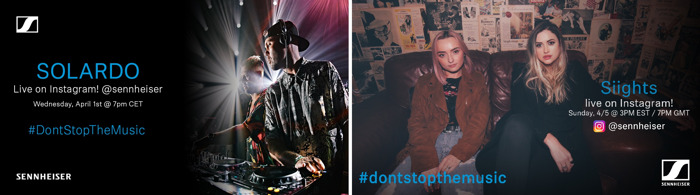 Preview: #DontStopTheMusic