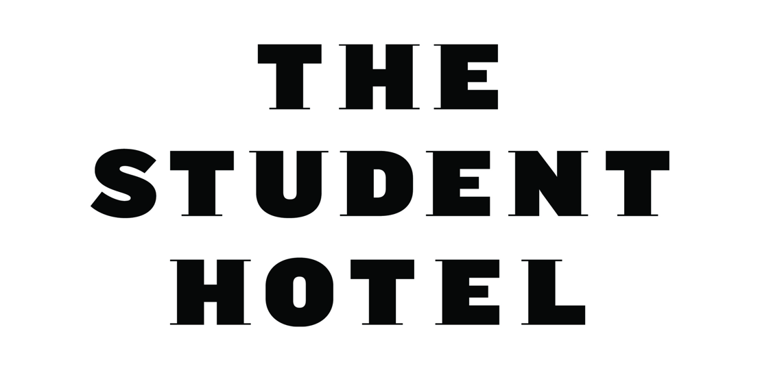 The Student Hotel Logo on White