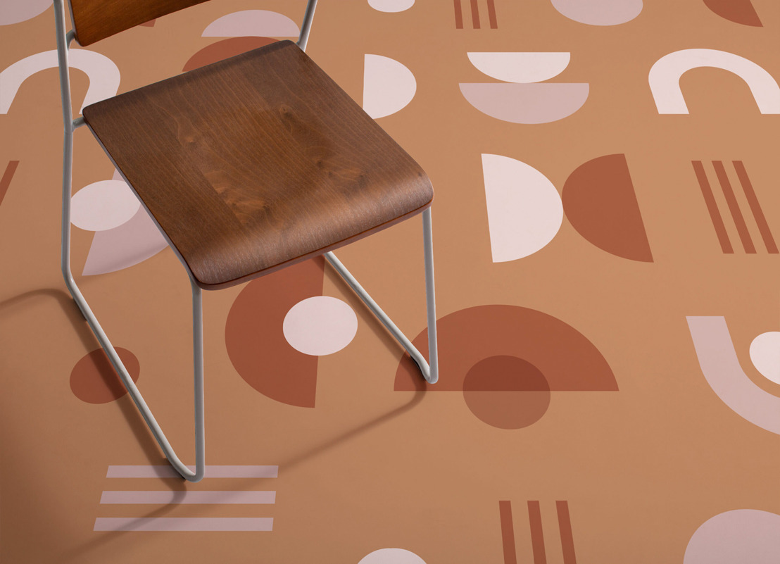 Atrafloor releases Earthy Geometrics Collection