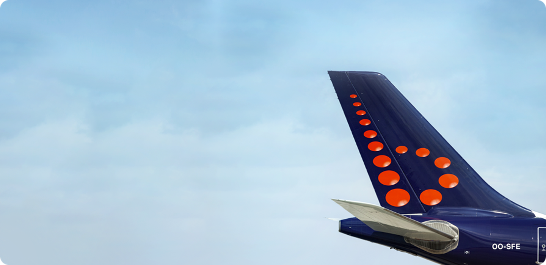 Brussels Airlines temporarily suspends all its flights as of 21 March until 19 April
