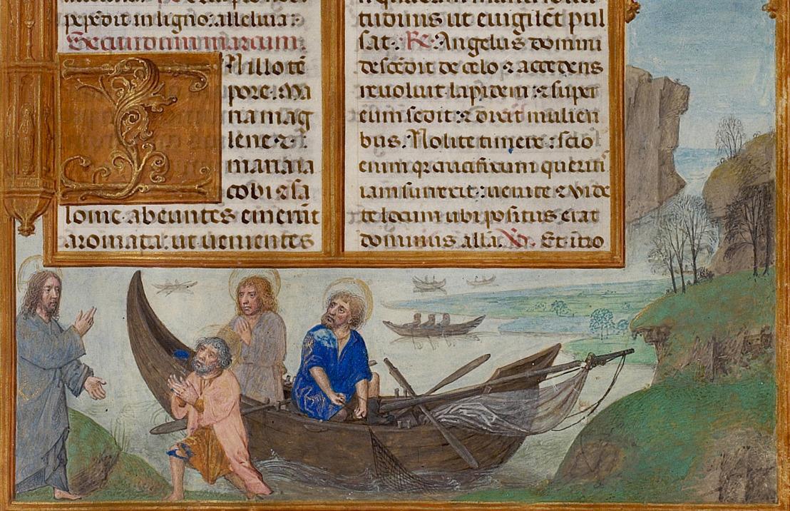 Uniek middeleeuws handschrift vanaf de paasvakantie in Museum Mayer van den Bergh