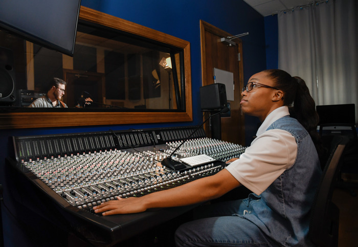 Preview: Louisiana Tech University Acquires Solid State Logic ORIGIN Analog Mixing Console as its Music Industry Studies Program Looks to the Future