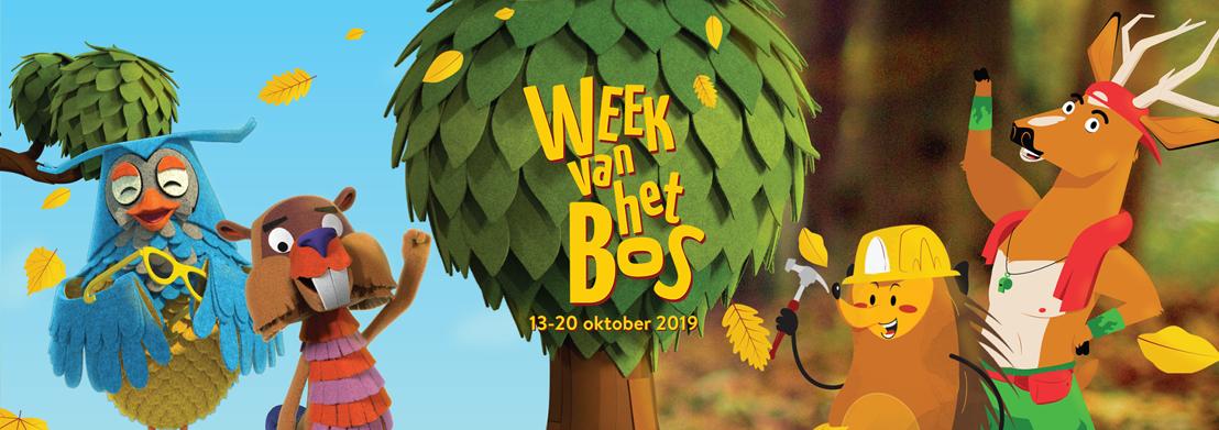 Fabeltastische Week van het Bos 2019