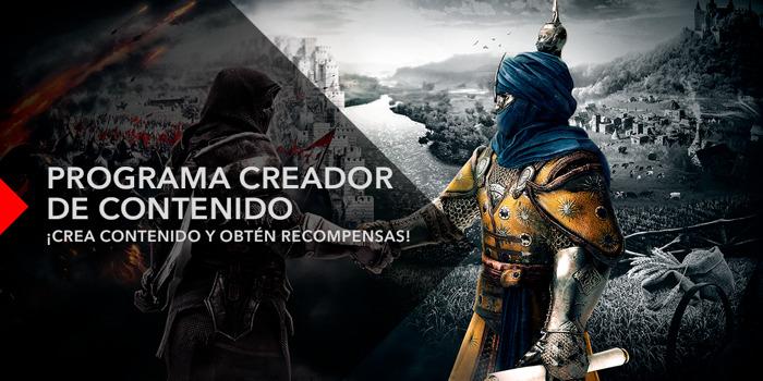Preview: PROGRAMA DE CREADORES DE CONTENIDO DE MY.GAMES