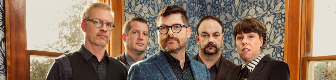 The Decemberists have a Top 10 record in the United Kingdom!