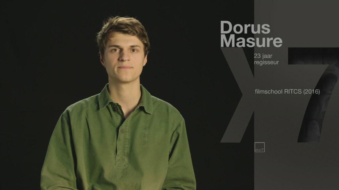 Dorus Masure - (c) De chinezen